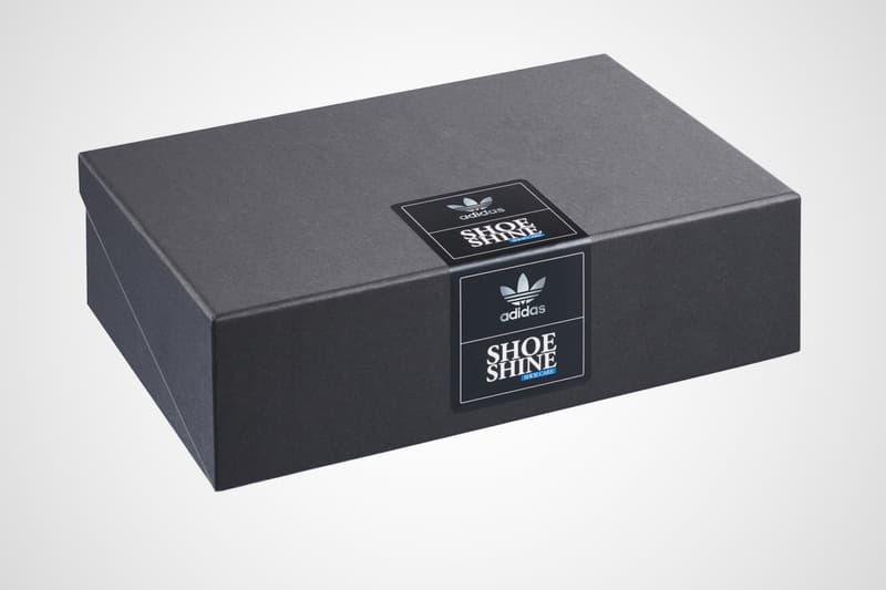 三葉黑魂-adidas Shoe Care 推出豪華版球鞋保養套裝