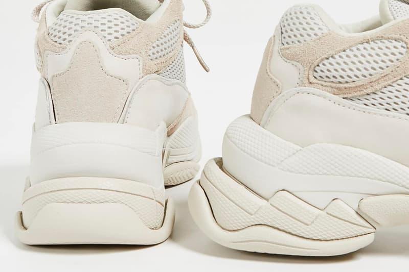 老爹鞋集合體 − 近覽 YEEZY 500 x Balenciaga Triple S 非官方聯乘鞋款