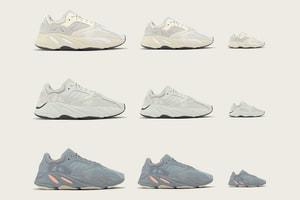 全家都有 YEEZY!adidas YEEZY BOOST 700 將於 2019 年推出童鞋版本