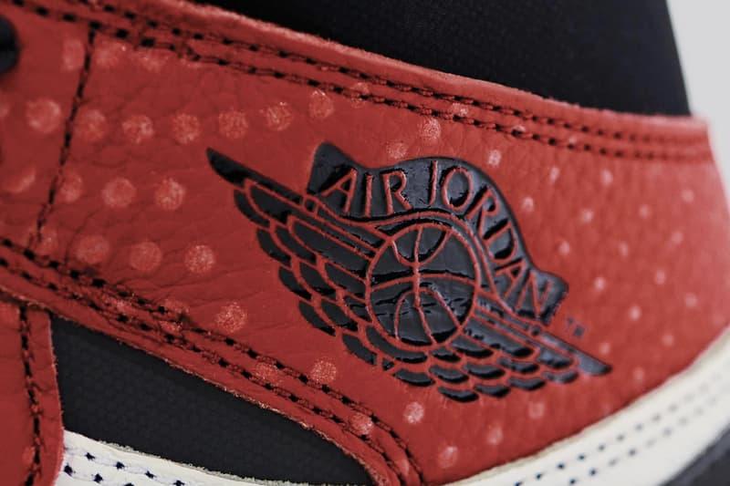 蜘蛛俠加持!Air Jordan 1 Retro High OG 別注配色「Origin Story」最新圖輯釋出