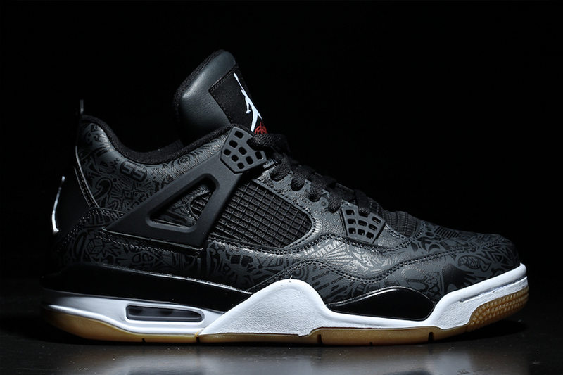 Air Jordan 4 Laser SE「Black Gum」販售消息曝光