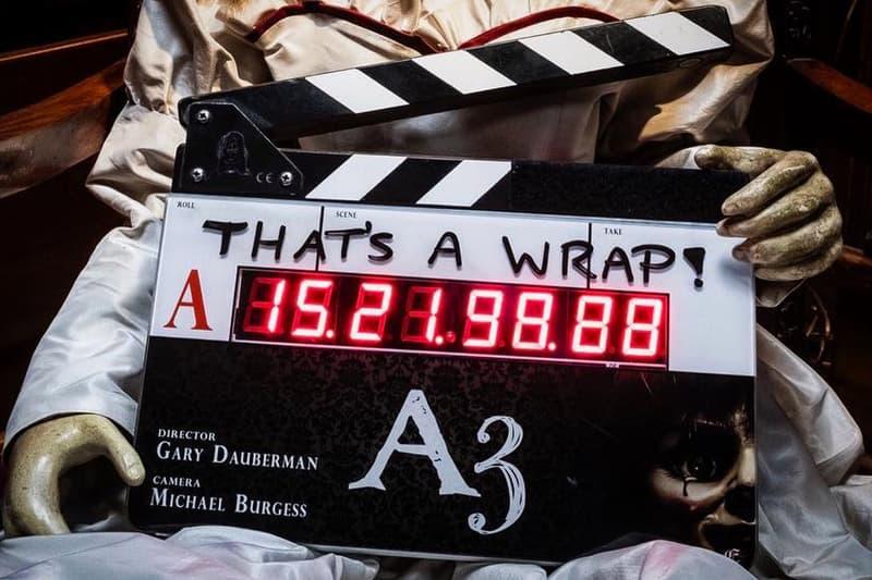 恐怖鬼娃《Annabelle 3》釋出首張電影海報封面