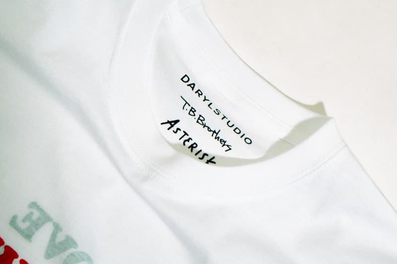聖誕限定 Asterisk x Darylstudio「Love Will...」T-Shirt