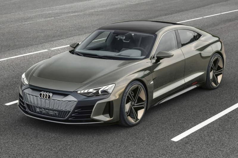 Iron Man 新車?Audi 確認《Avengers 4》內將出現全新座駕