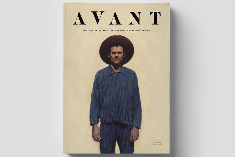 探索美式工裝歷史-《Avant》雜誌創刊號正式發佈