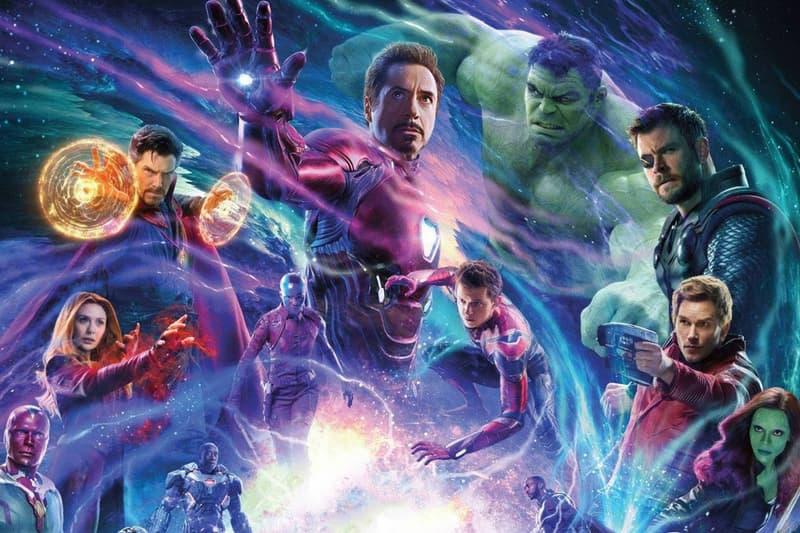 消息確認《Avengers 4》首波預告片本月內釋出