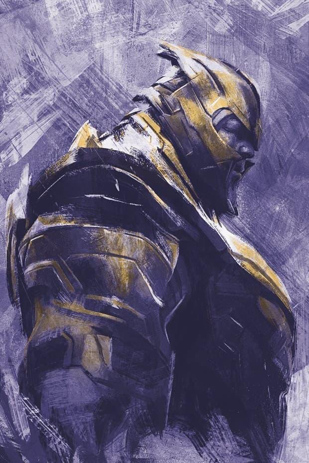 《Avengers: Endgame》多位重要角色造型促銷藝術圖片公開