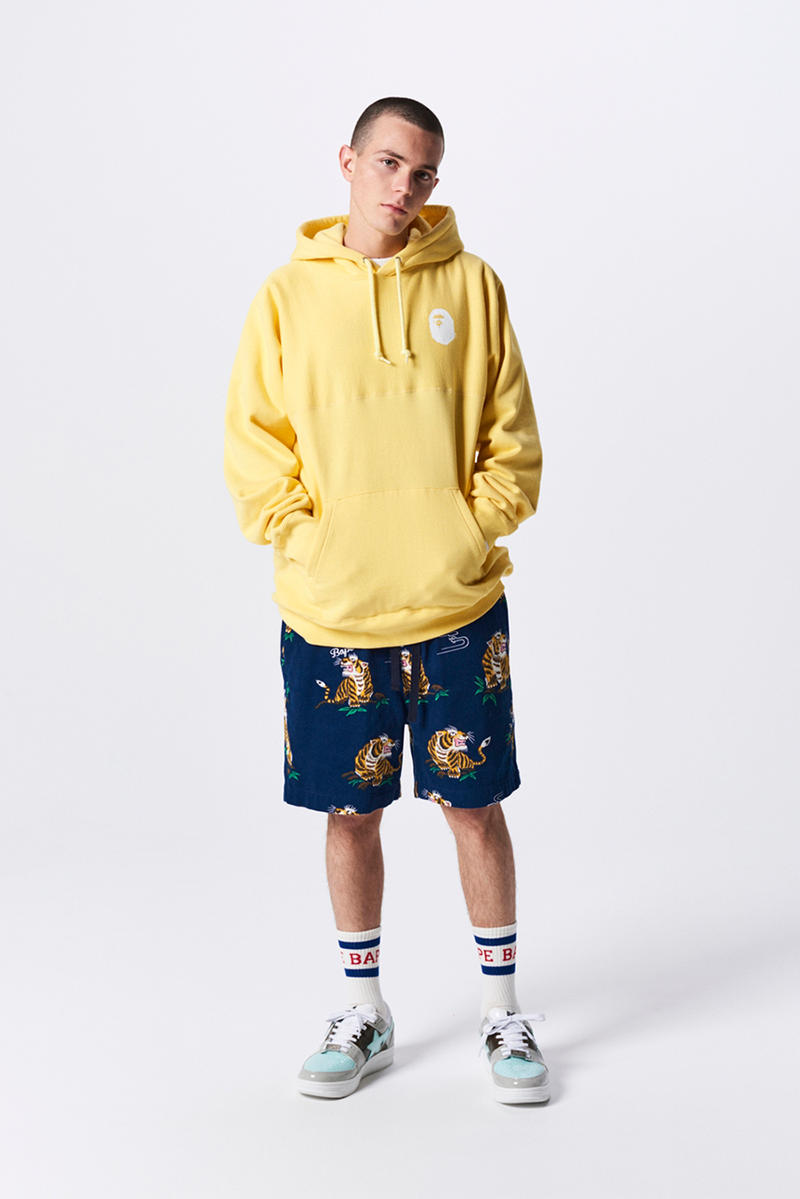 A BATHING APE® 發佈 2019 春夏系列 Lookbook