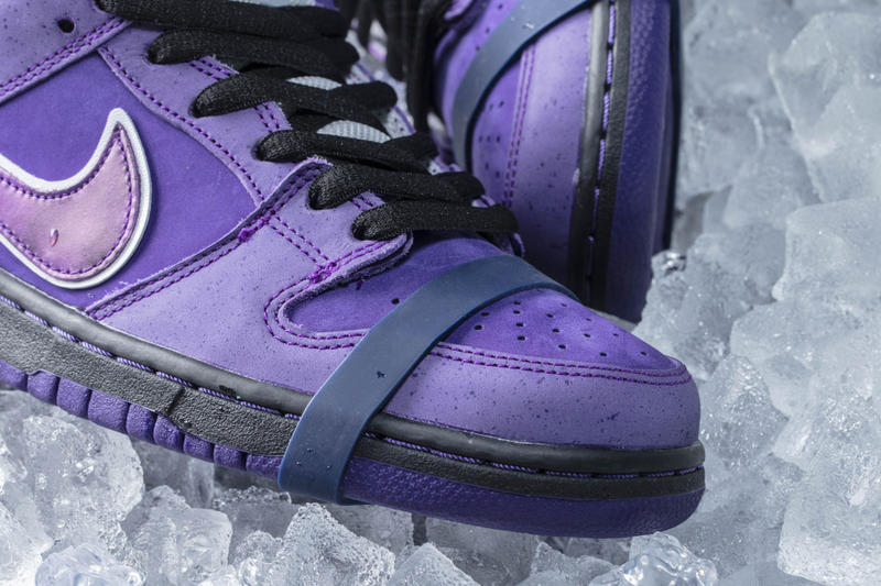 Concepts x Nike SB Dunk Low 全新「Purple Lobster」配色發售詳情公開
