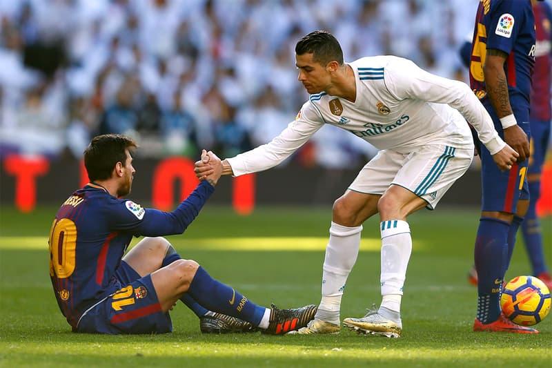 夢幻聯手 − Cristiano Ronaldo 公開招募 Lionel Messi 至義甲
