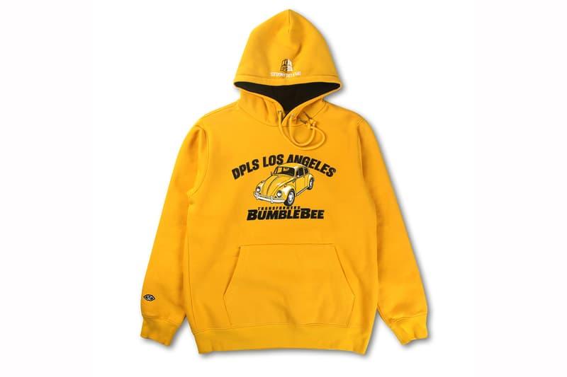 DPLS x 大黃蜂《Bumblebee》聯乘服飾系列登場