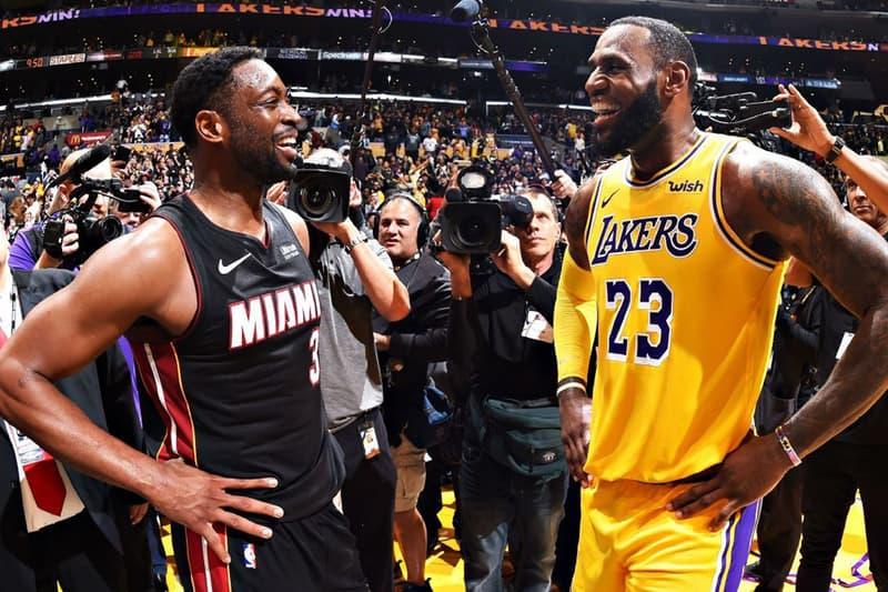 Dwyane Wade 認為與 LeBron James 的友誼改變了 NBA 文化