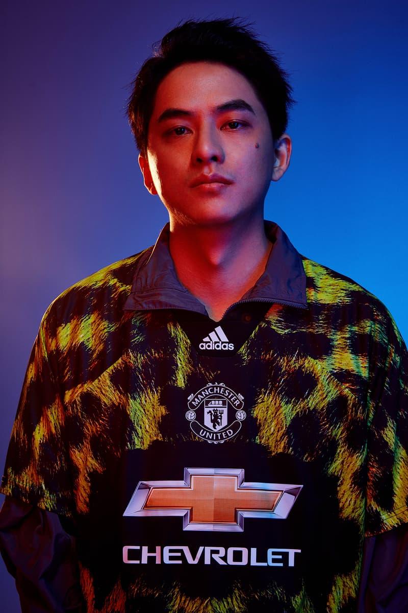 EA Sports x adidas Football 跨界聯乘球衣系列正式上架