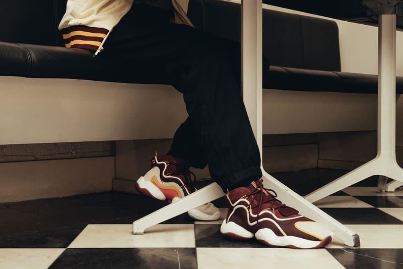 近賞 Eric Emanuel x adidas Originals 聯乘鞋款系列