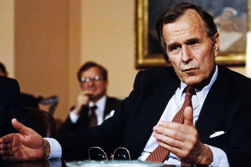 美國第 41 任總統 George H.W. Bush 逝世享年 94 歲