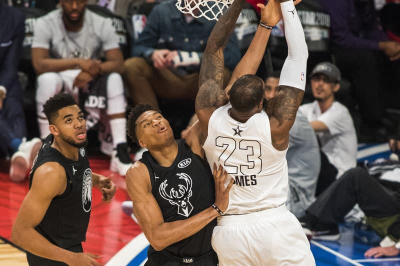 為什麼只跟 Kobe 訓練?Giannis Antetokounmpo 說明拒絕與 LeBron 訓練原因
