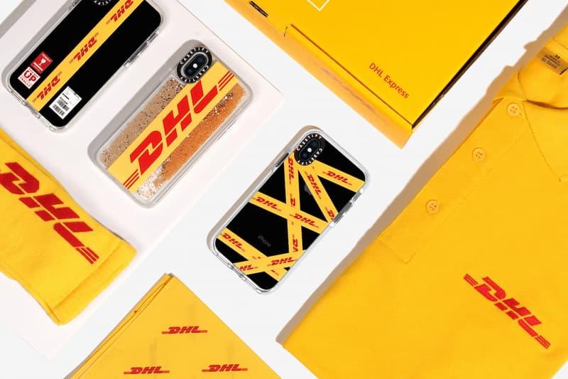 最後機會-HBX 即將發售 DHL x CASETiFY 別注聯乘單品