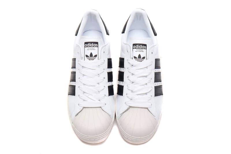 粗的重要性-adidas 推出加大碼 3 間 Superstar 80s