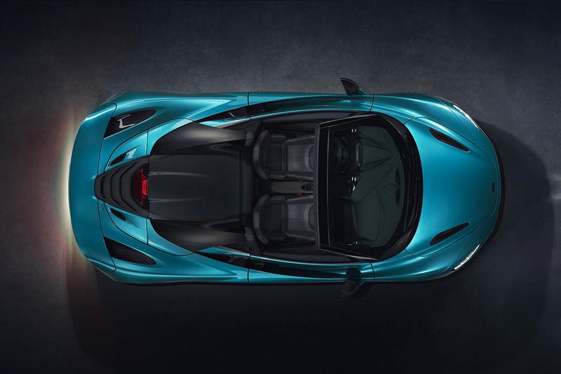 最強之炫耀-McLaren 720S「Spider」敞篷版正式發佈!