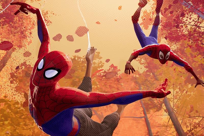 《蜘蛛俠:跳入蜘蛛宇宙》公布電影原聲帶完整名單