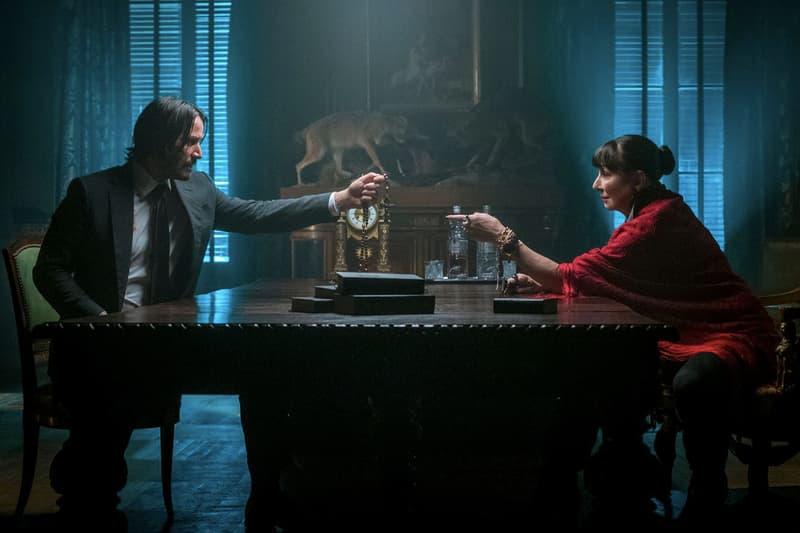 《殺神 John Wick 3》再有劇照釋出!殺手集團高層角色曝光