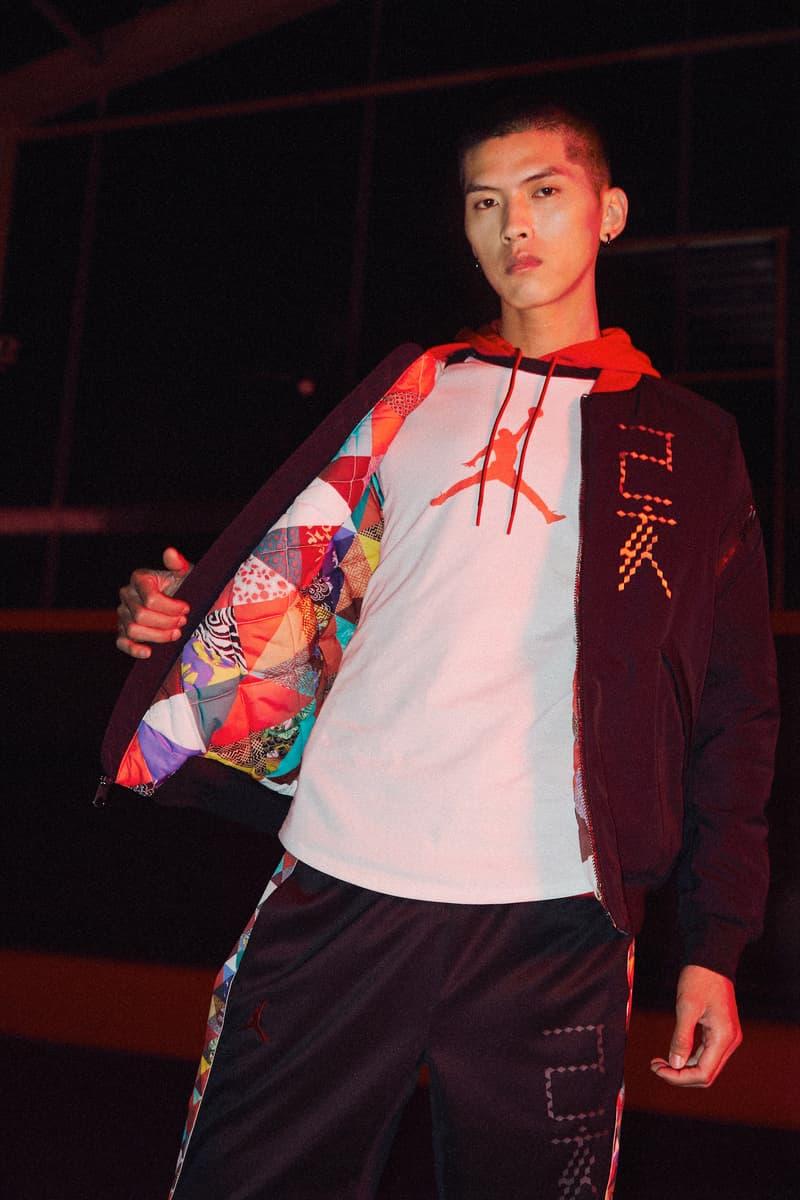 Jordan Brand 全新 「CNY」系列正式發佈