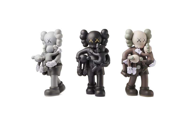 期待已久-KAWS:CLEAN SLATE 搪膠玩偶將於下周隆重登場