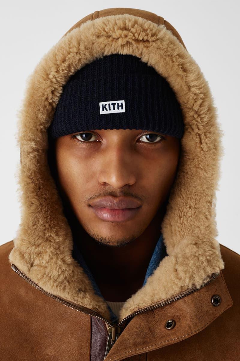 冬季造型完美示範!KITH 2018 冬季系列 Lookbook 正式發佈