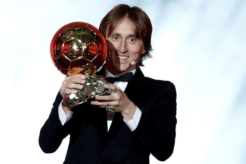 首位單年大滿貫!「魔笛」Luka Modrić 繼世界盃再奪金球獎
