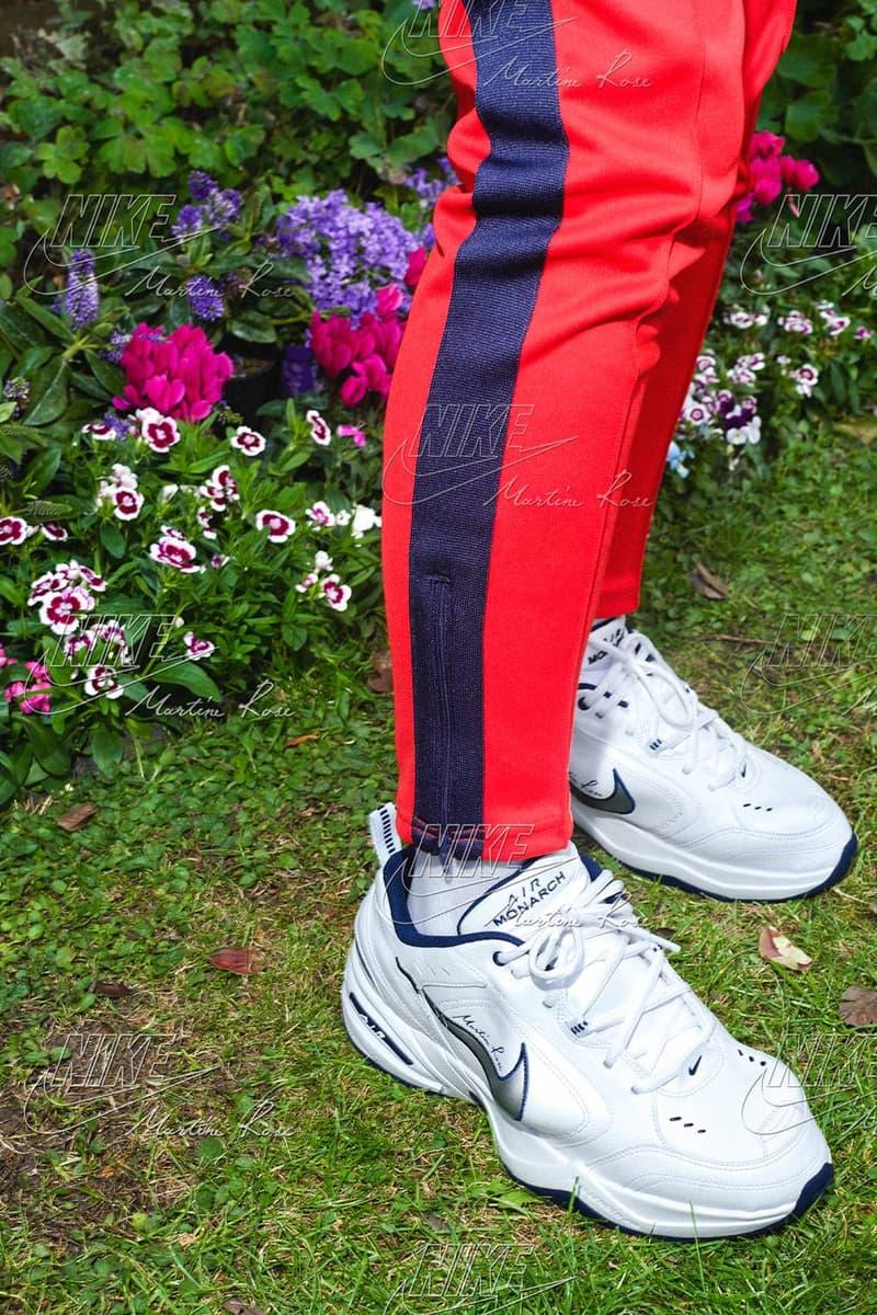 搶先預覽 Martine Rose x Nike 全新聯乘系列