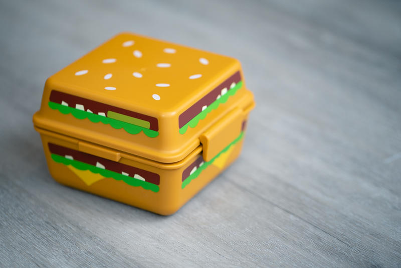 流行經典五十年-McDonald's 推出珍藏版 Big Mac 儲物盒