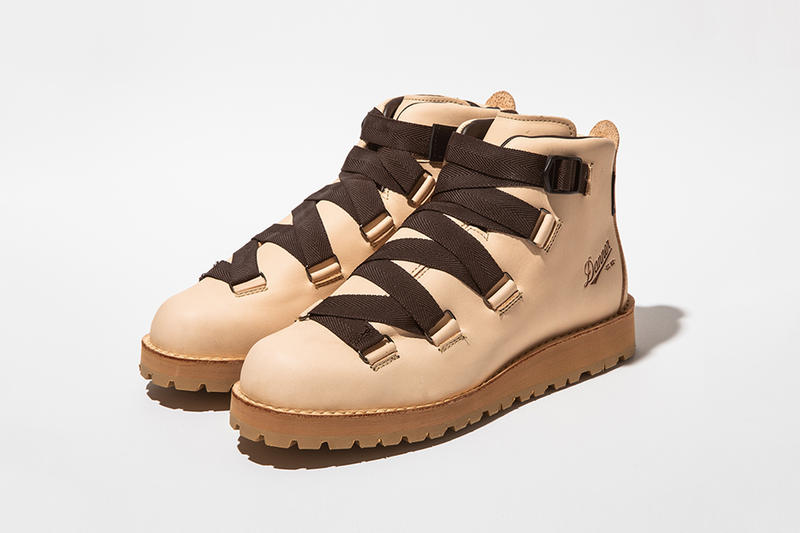 meanswhile x Danner Mountain Light「Harness」注目之機能要素注入