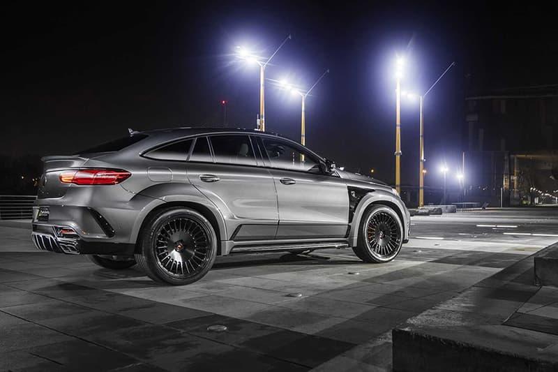 跑車級 SUV − 波蘭車廠打造 Mercedes-AMG GLE 63 S Coupe 改裝版本