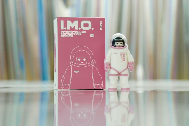 近賞 MVM 全新「I.M.O.」潮流玩偶系列