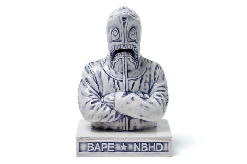 A BATHING APE® x NEIGHBORHOOD 2019 全新聯乘系列正式發佈