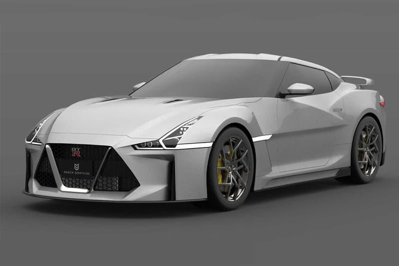 終極混血 − 搶先預覽 Enoch Gonzales 打造 Nissan 全新 GT-R 改裝車型