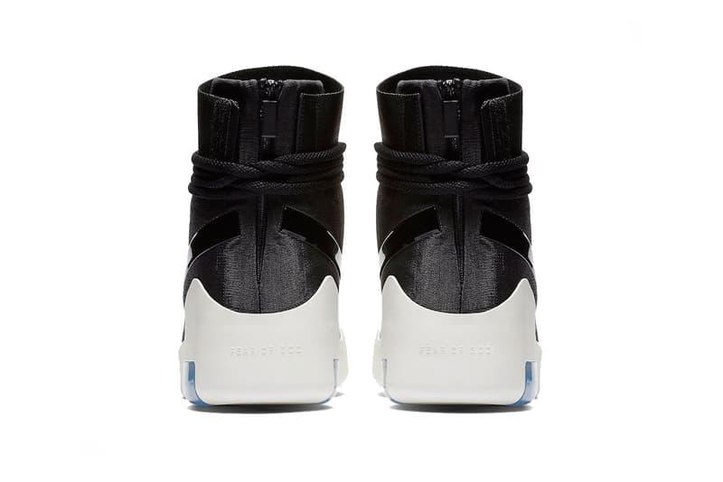 Nike Air Fear of God 休閒鞋版本「Shoot Around」發售詳情公開