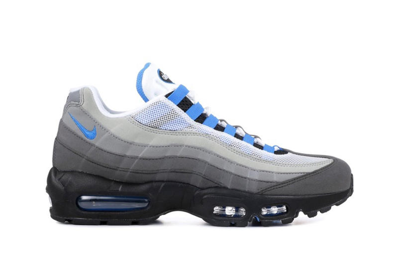 99 年經典-Nike Air Max 95「Crystal Blue」復刻回歸