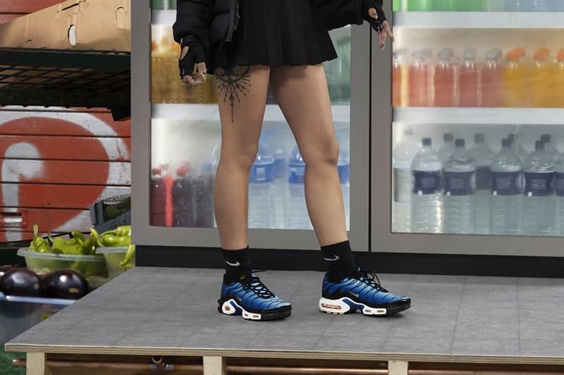 率先近覽 Nike Air Max Plus 最新配色系列