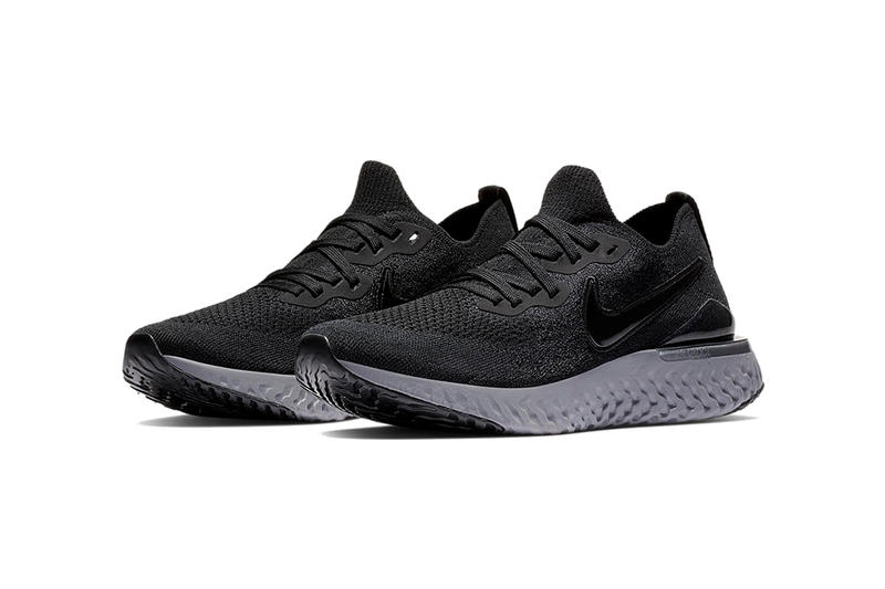 Nike 正式發佈新一代 Epic React Flyknit 2 跑鞋