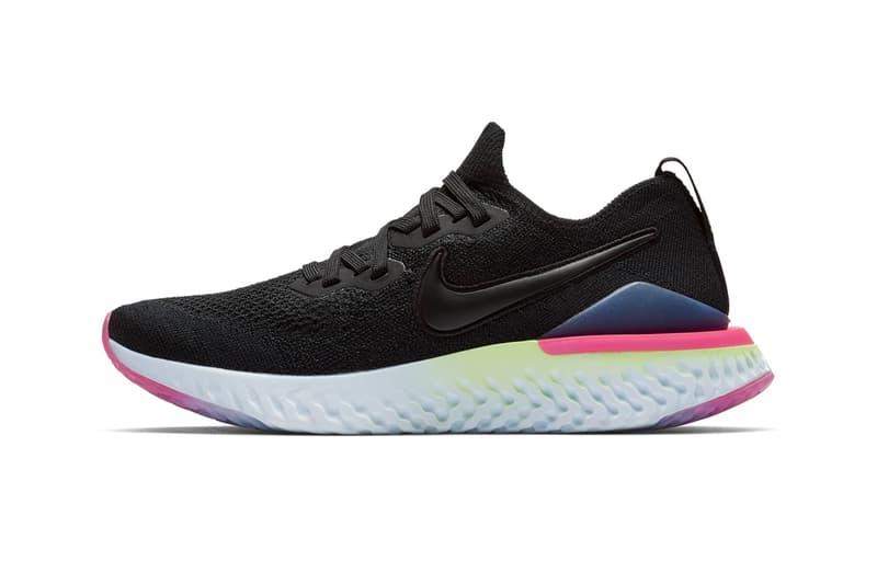 二代目登場!搶先預覽 Nike 全新跑鞋 Epic React Flyknit 2