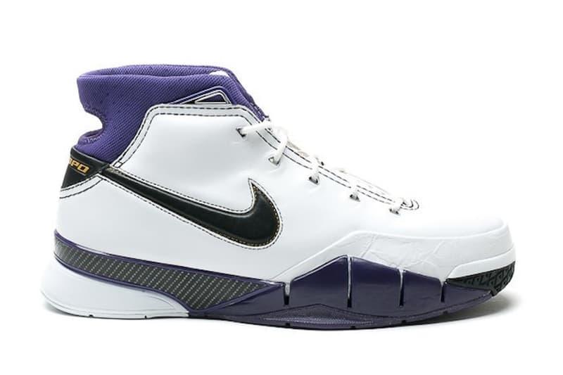 回顧神蹟 − Nike Kobe 1 Protro「81 Points」配色上架消息公佈