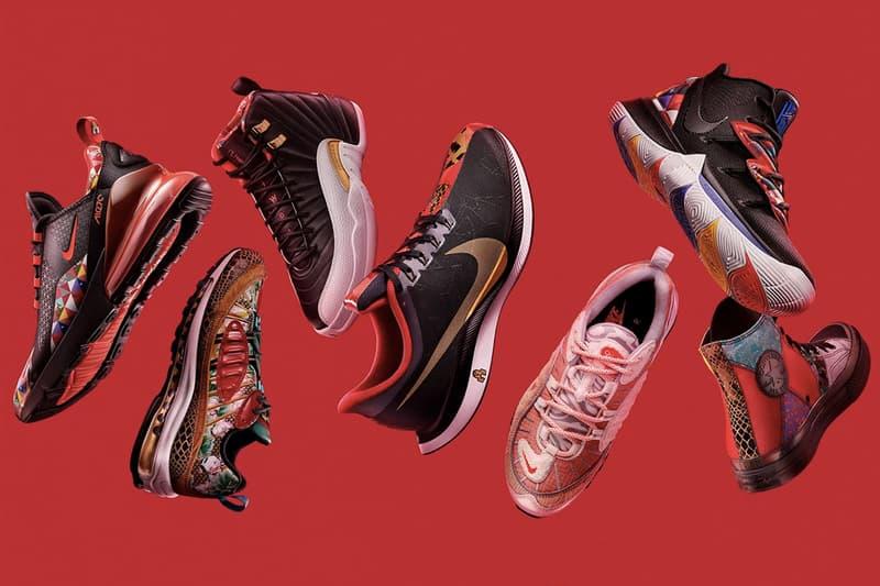 新年到來 − Nike 全新「Chinese New Year」別注系列登場