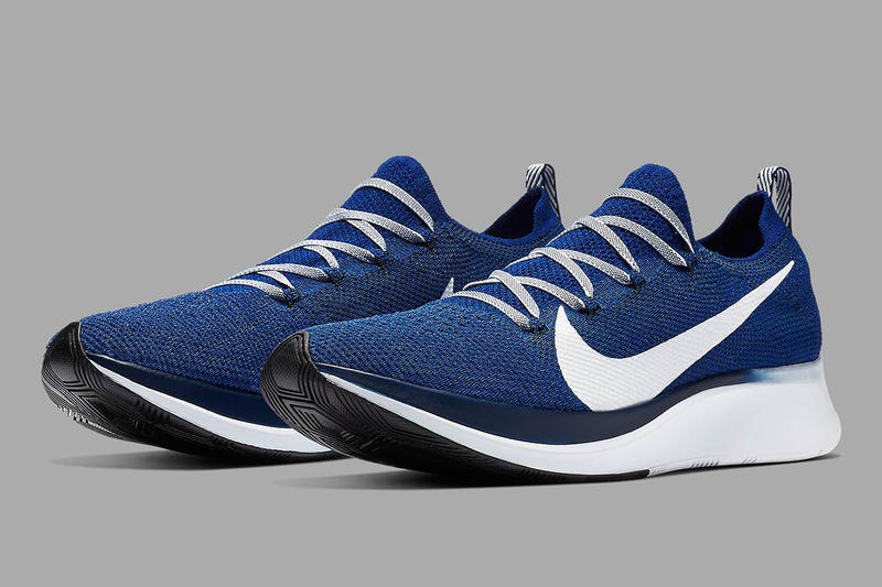 搶先預覽 Nike Zoom Fly Flyknit 全新藍調配色