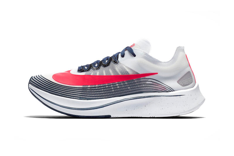 Nike Zoom Fly SP 全新配色設計