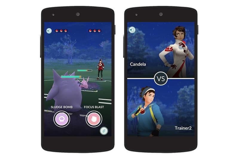 熱度再起!《Pokémon Go》宣佈本月開放「玩家對戰」功能