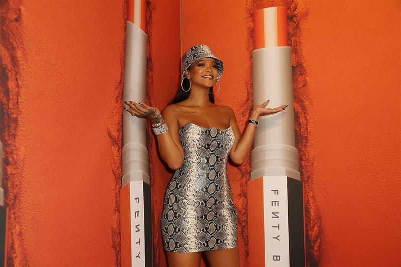 睽違多時!Rihanna 預告全新專輯將於 2019 年發佈