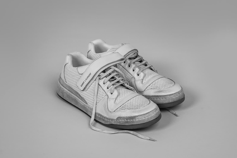 全新 Saint Laurent SL24 球鞋系列登場