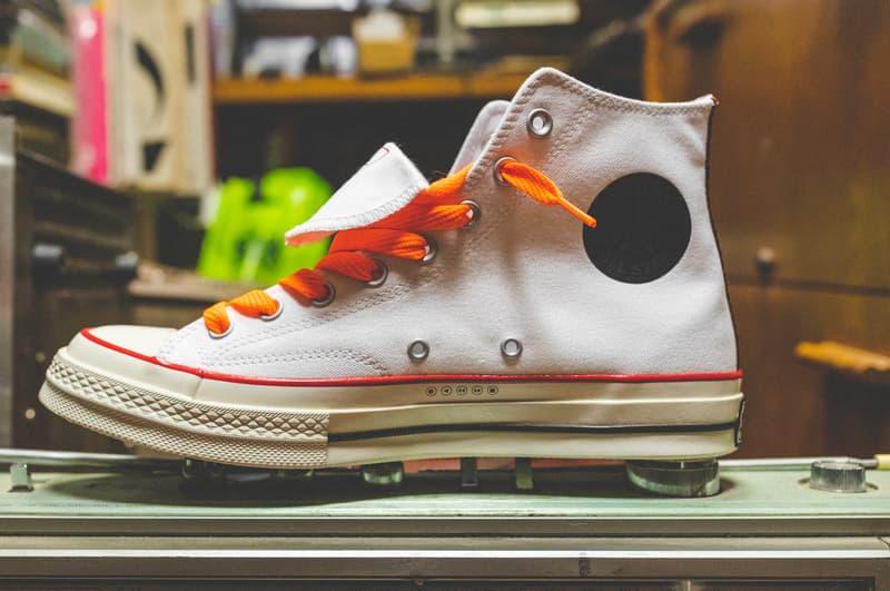 Shoe Palace x Converse 聯乘 Chuck 70 系列登場