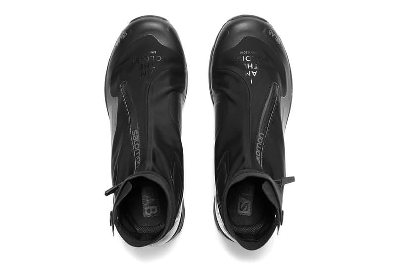 TAKAHIROMIYASHITA TheSoloist. x Salomon 全新聯名 S LAB XA Alpine 登山靴